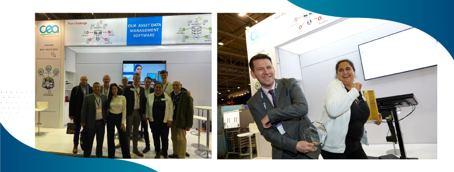 Report: CEA Systems at StocExpo 2020