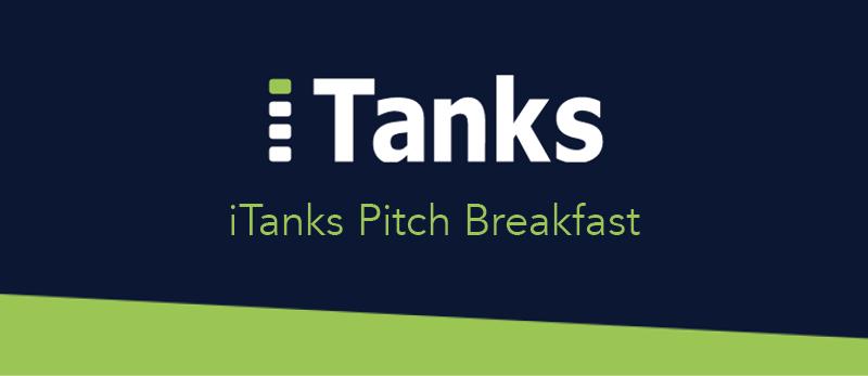 Wake up early for this incredible iTanks breakfast pitch