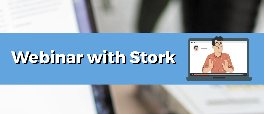 Webinar with Stork: Working efficiently with optimized asset data