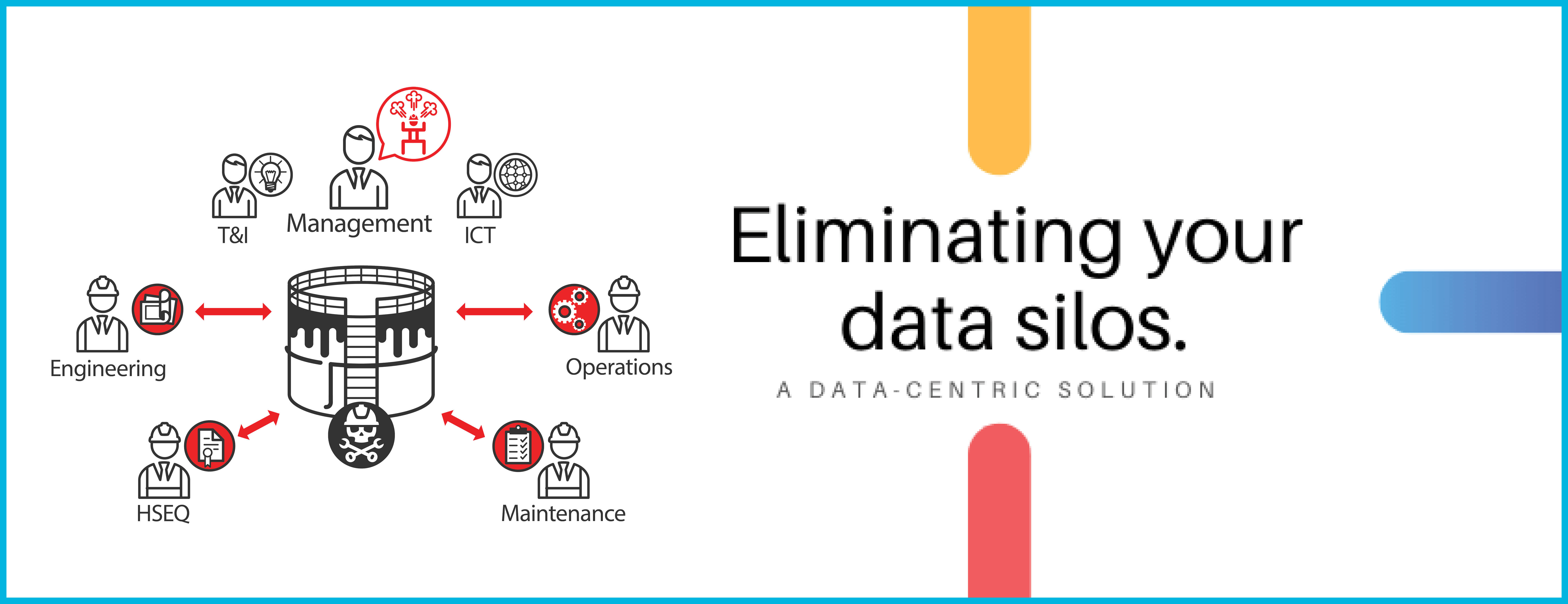 How to eliminate data silos in the process industry