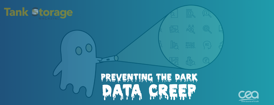 Preventing the dark data creep
