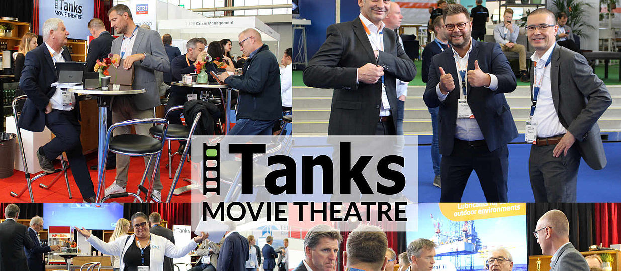 Offshore Energy Exhibition & Conference 2019 with iTanks